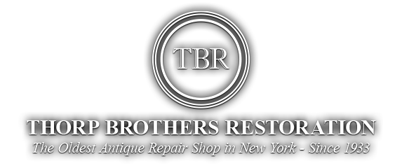 Thorp Brothers Restoration - The Oldest Antique Repair Shop in New York – Since 1933